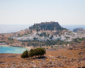 Akropolis von Lindos — Photo