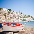 Greece Dodecanesse Island Symi — Stock Photo #13213932
