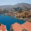 Greece Dodecanesse Island Symi — Stock Photo #13214084
