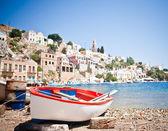 Greece Dodecanesse Island Symi — Stock Photo