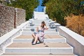 Island Symi (Simi), Dodecanesse, Greece — Stock Photo
