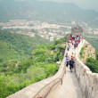 Great Wall of China — Stock Photo #13409782