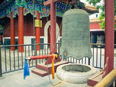 Beijing giant Bell — Stock Photo