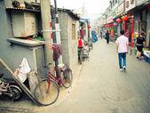 中国的街道视图 — 图库照片