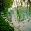 An Arch Bridge at The Summer Palace. — Photo