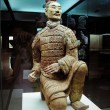 The famous terracotta warriors of Xian — Stock Photo #17987891