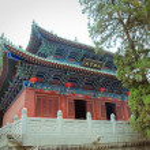 Shaolin Temple in China. — Stock Photo