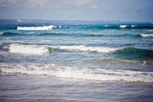 Ocean waves. Indian ocean. — Stock Photo