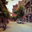 Luoyang town in China, Henprovince — Stock Photo #18645339