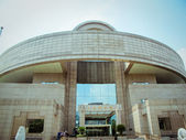 Moderne buildingsin-peking-china — Stockfoto