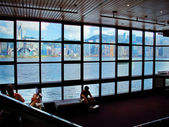 Victoria Harbour — ストック写真