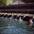 holy spring water in tirta empul — Stock Photo #19029595