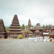 Mother Temple of Besakih. Largest hindu temple of Bali - Stock Photo
