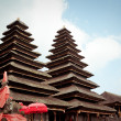 Mother Temple of Besakih. Largest hindu temple of Bali — 图库照片