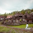 Hindu temple Pura Besakih the most sacred temple in Bali, Indonesia. - Stock Photo