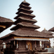 Temple in bali, indonesia - Stock Photo