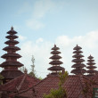 Temples of Bali - Pura Besakih - Stock Photo