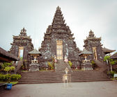 Mother Temple of Besakih. Largest hindu temple of Bali — Foto de Stock