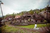 Hindu temple Pura Besakih the most sacred temple in Bali, Indonesia. — Stock Photo