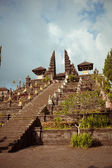 Besakih complex (Pura Penataran Agung), Bali, Indonesia — Stock Photo