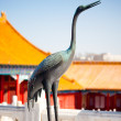 Details of The Forbidden City  — Foto Stock
