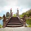 Tirtaganggwater palace on Bali island, Indonesia — Stock Photo #27293985