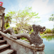 Tirtaganggwater palace on Bali island, Indonesia — Stock Photo #27294009