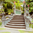 Stock Photo: Tirtagangga water palace on Bali island, Indonesia