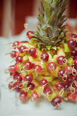 Snack from fresh fruits — Photo