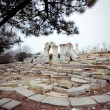 Yuanmingyuan, Old Summer Palace in Beijing — Foto de Stock