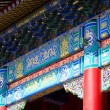 Details of The Forbidden City — Stockfoto