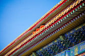 Details of The Forbidden City — Stock Photo