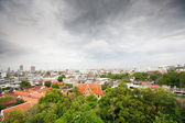 Panorama of Bangkok, Thailand — Stock Photo