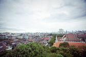 Panorama von Bangkok, thailand — Stockfoto