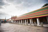 Temple Wat Arun in Bangkok — Stock Photo