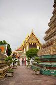 Thai Temple Wat Pho in Bangkok — Stock Photo