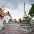 Thai Temple Wat Pho in Bangkok — Stock Photo #37240343