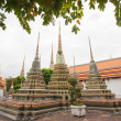 Thai Temple Wat Pho in Bangkok — Stock Photo #37240947