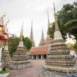 Thai Temple Wat Pho in Bangkok — Stock Photo