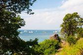 Picturesque sea landscape — Stock Photo