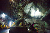 Underground caves. Thailand — Stock Photo