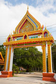 Temple in Koh Phangan — 图库照片