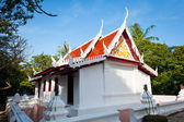 Temple in Koh Phangan — Stockfoto