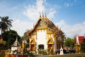 Temple in Koh Phangan — Stock Photo