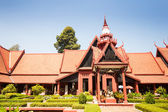 The National Museum of Cambodia (Sala Rachana) Phnom Penh, Cambo — Stock Photo