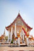 Wat Chalong, the most important temple in Phuket — Stock Photo