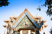 Wat Ek Phnom  temple near the Battambang city, Cambodia — Stockfoto