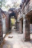 Banteay Kdei in Siem reap ,Cambodia — Stock Photo