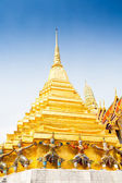Royal grand palace in Bangkok — Stock Photo