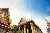 Royal grand palace i bangkok — Stockfoto